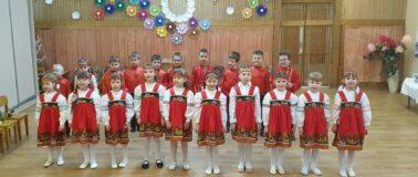 Русский сувенир. Утренник 8 марта